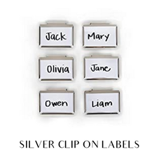 Clip on Labels