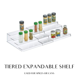 CAN OR SPICE RACK