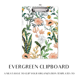 Evergreen Clipboard