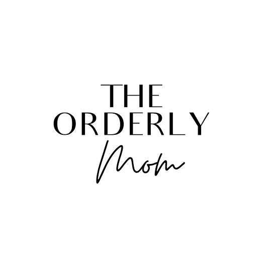 The Orderly Mom