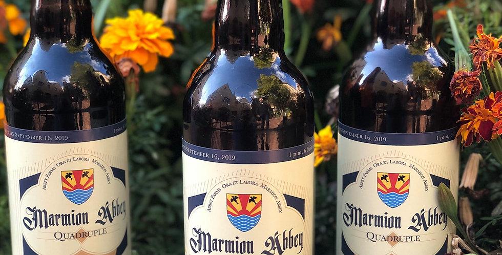 Marmion Abbey Ale: Quadruple (22 ounces)