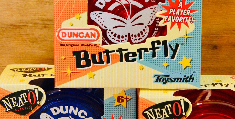Neato Butterfly YoYo