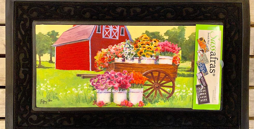 Flower Farm Sassafras Switch Mat