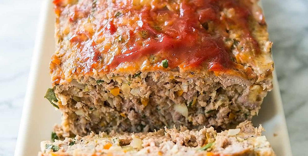 Chef Dave's Meatloaf