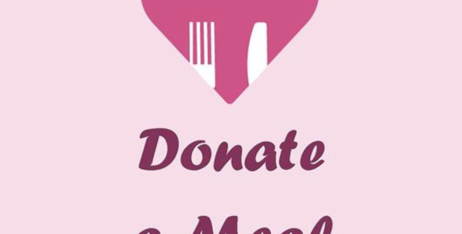 Donate a Complete Meal to Those In Need!