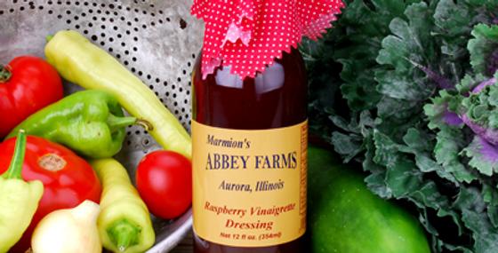 Raspberry Vinaigrette Dressing