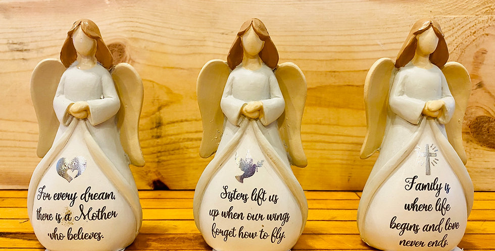 Inspirational Angels Set of 3