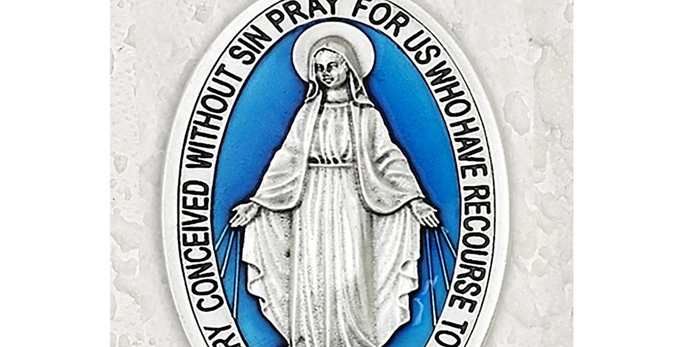 Miraculous Mary Medal