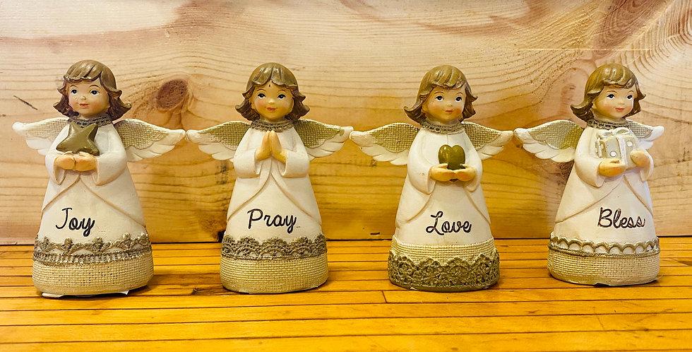 Inspirational Angels Set of 4