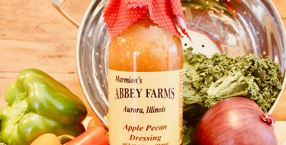 Apple Pecan Dressing