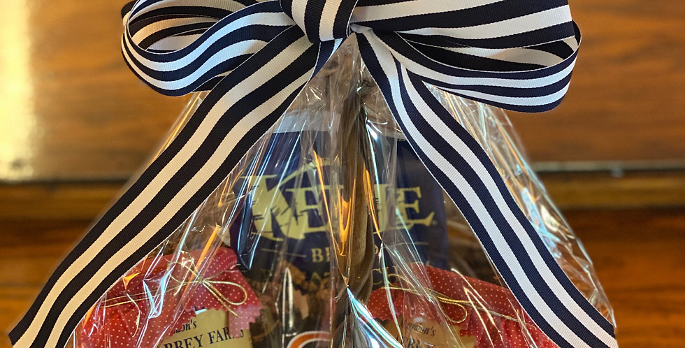Chips and Dip Gift Basket