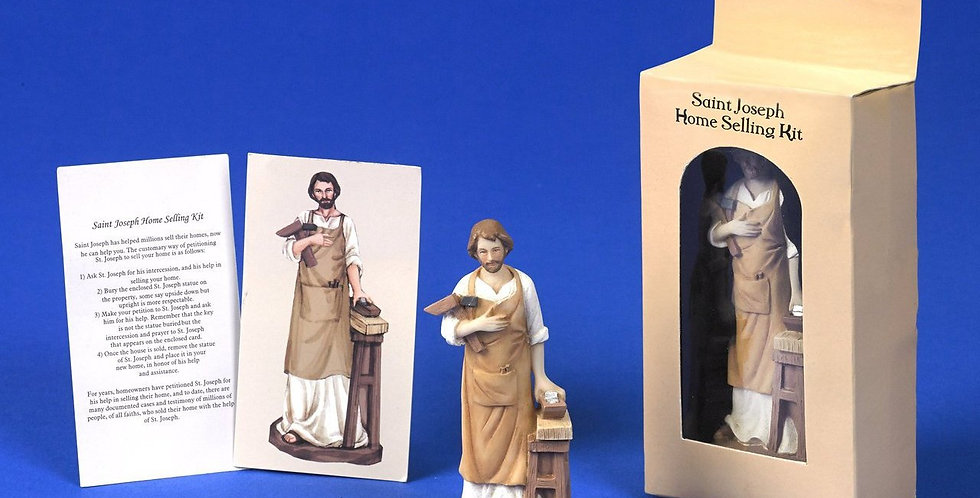 Saint Joseph Home Selling Kit