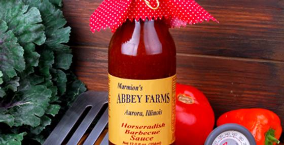Horseradish Barbecue Sauce