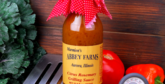 Citrus Rosemary Grilling Sauce