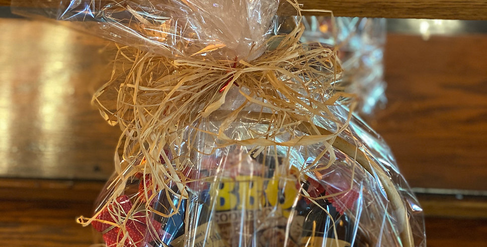 Grill Master's Delight Gift Basket