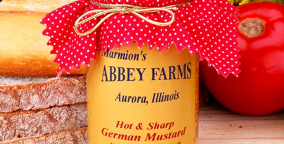Hot & Sharp German Mustard
