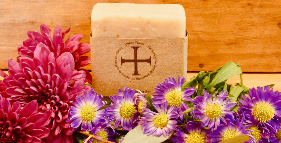 Abbey Farms Handmade Cocoa Bean Soap