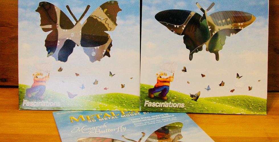 Metal Earth: Butterflies!