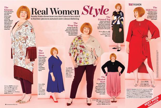 WW real women style