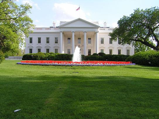 white house summer