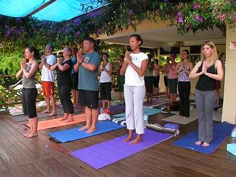 st lucia yoga retreat