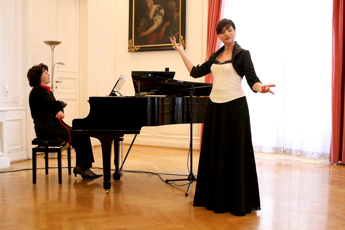 Opera, Operetta, Couplé - 2016