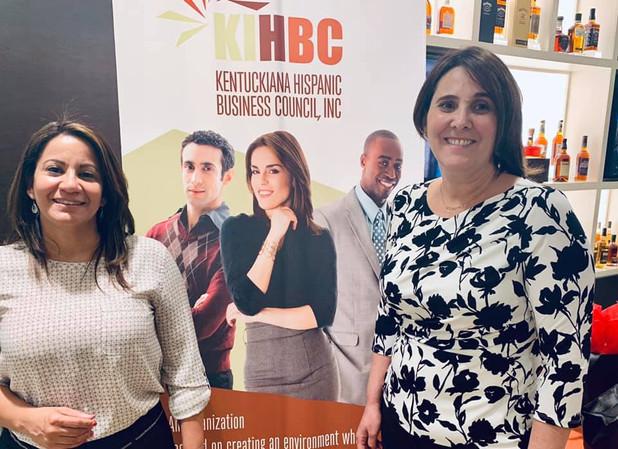 Kentuckiana Hispanic Business Council meeting at Brown Forman