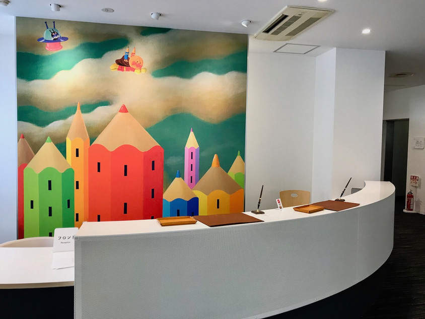 The 6th Diary Kahoku Hotel & Resort に base worksの革小物をおつくりしました