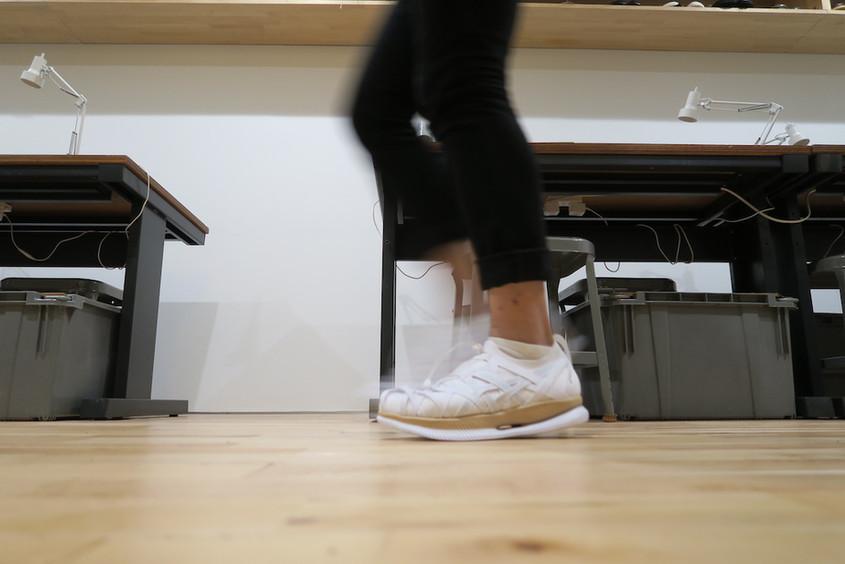 『歩き方から考える』ワークショップ #14開催のお知らせと前回の様子
