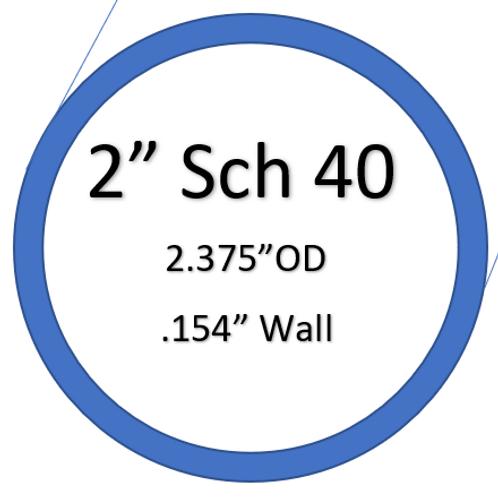 """2"""" SCH40 SilverBack Elbows"""