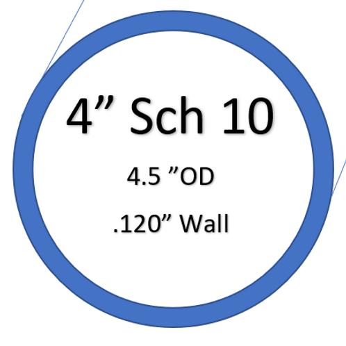 """4"""" SCH10 SilverBack Elbows"""
