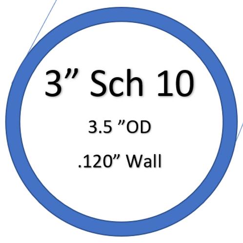 """3"""" SCH10 SilverBack Elbows"""