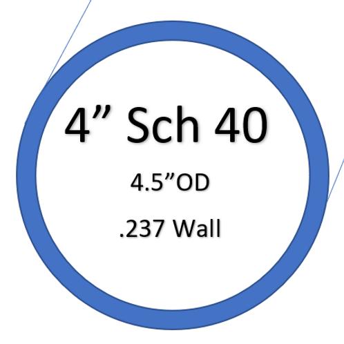 """4"""" SCH40 SilverBack Elbows"""