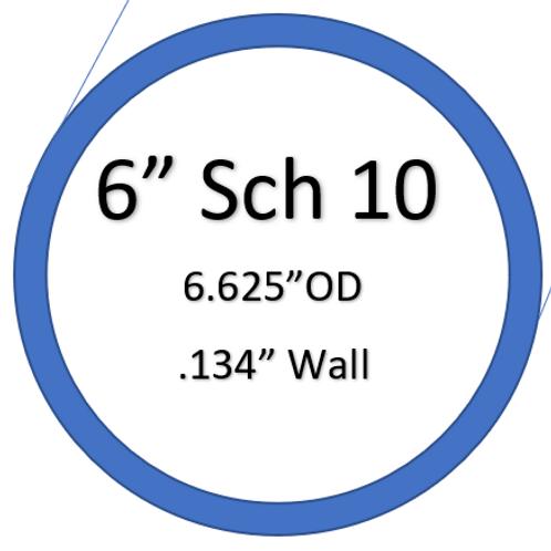 """6"""" SCH10 SilverBack Elbows"""
