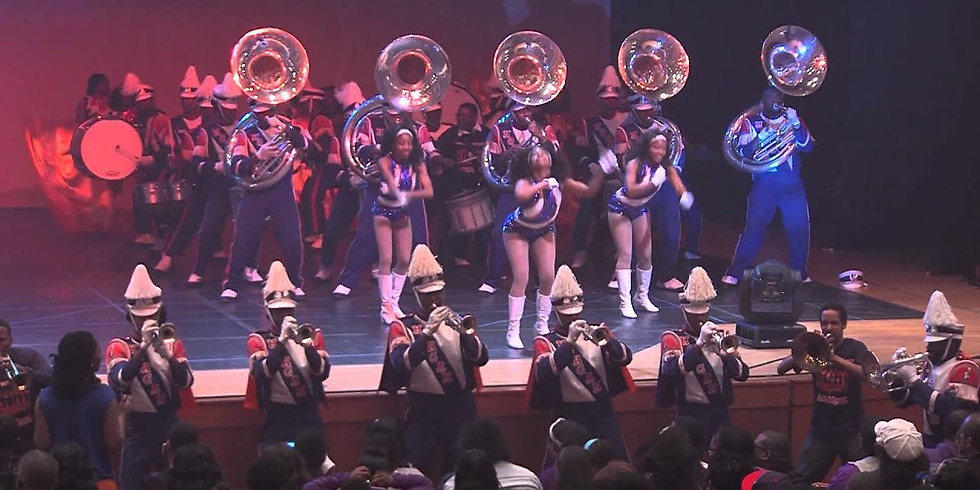 The Magnificent Marching Machine Band Show