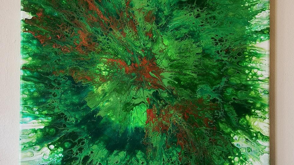 Algae Burst