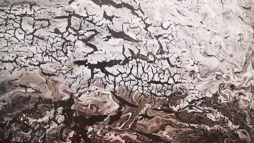 Cracked Lava Fields