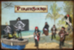 PirateSound - La Parade des Pirates