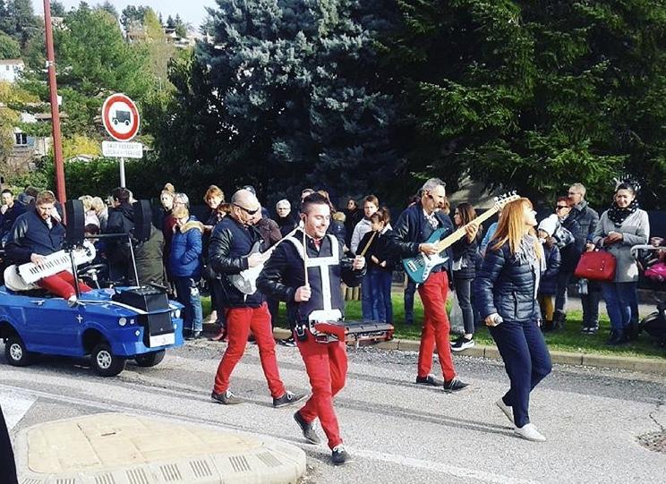 MadSound - Orchestre de Rue - Corso - Pa