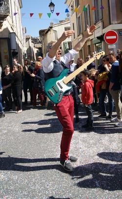MadSound - Bassiste - Thierry Fontanier Llorente