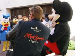 MadSound - Veste floquée - Mickey