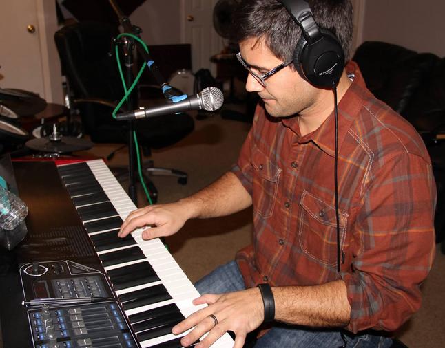 Noisebox Studios Session