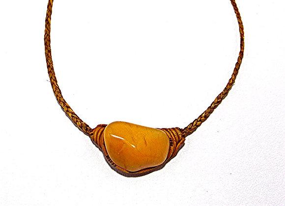 Yellow quartz \  Big Stone