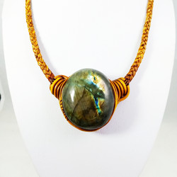 Big Stone Necklace