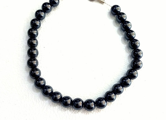Stacker - 6mm Hematite Ball