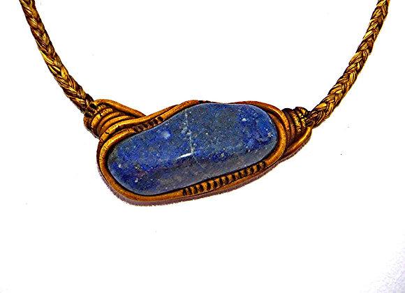 Lapis lazuli \ Big Stone