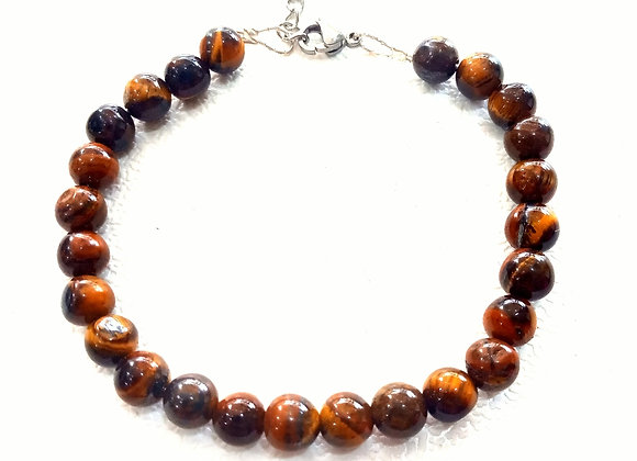 Stacker - 6mm Tiger Eye
