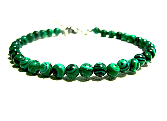 Stacker - 4mm Malachite Ball