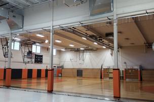 Akron Gymnasium Divider Curtain