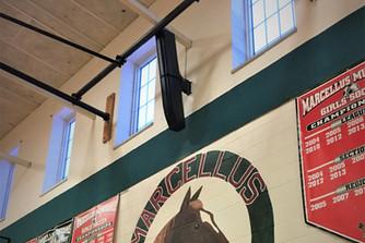 Marcellus Indoor Sound System